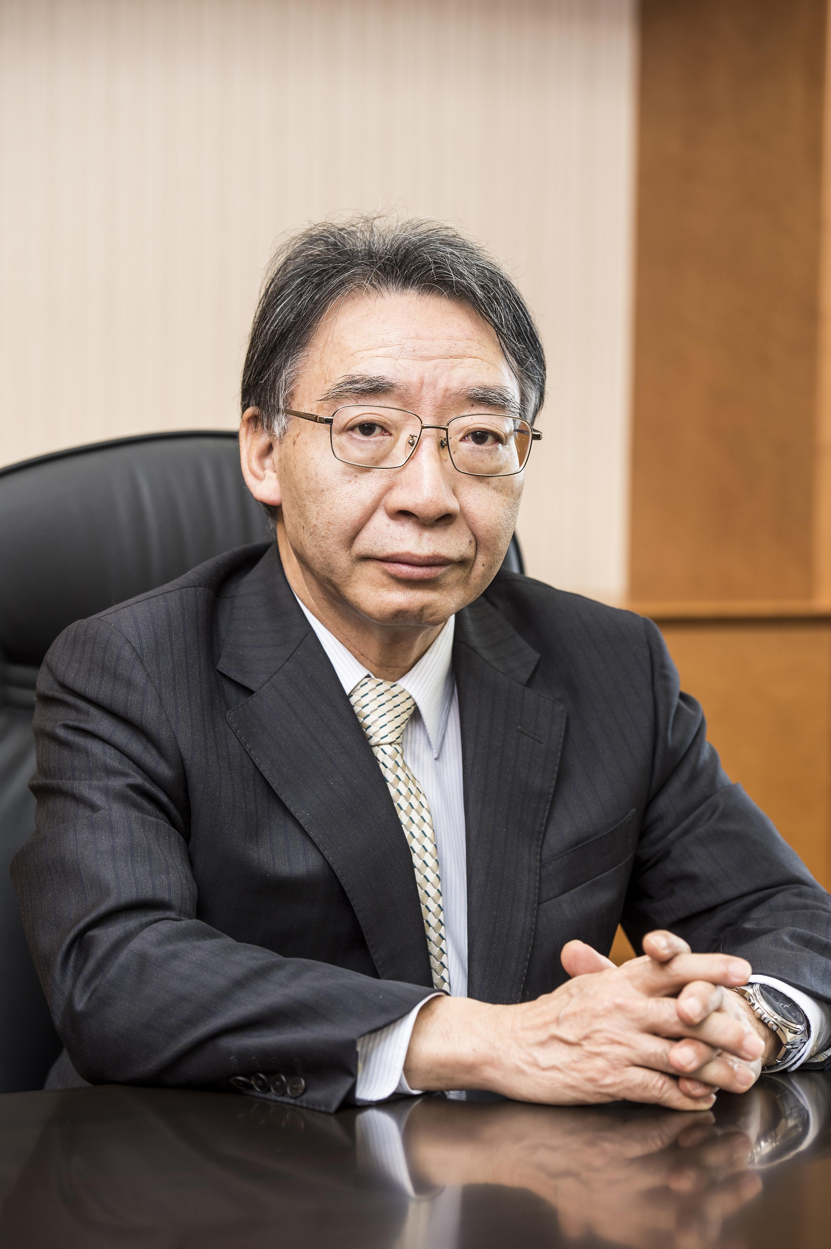 SOBUE Kenji, President