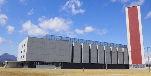 エネルギーセンター外観