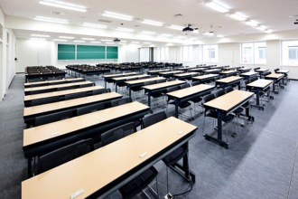 講義室(開放時)