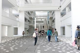 キャンパスモール