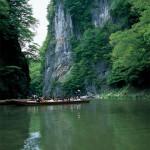 Geibikei Gorge Boat Ride